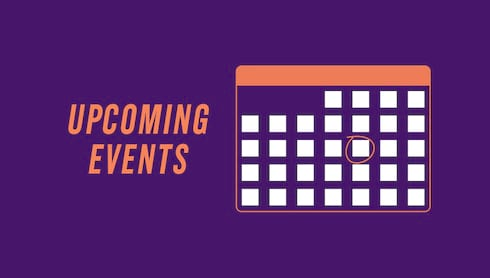 Fall Semester Events Planned at University banner image