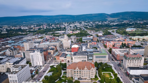 Upcoming Family Weekend 2021 to Focus on Scranton banner image