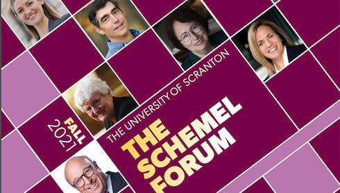 Virtual Schemel Forum World Affairs Seminar, Sept. 28 banner image