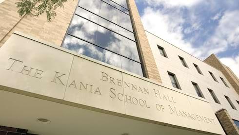 Scranton Among Wall Street Journal's Best Colleges banner image