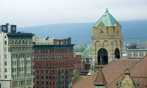 The State of Scranton: A Resilient City