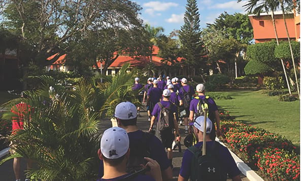 Baseball Team Goes Beyond the Field, to the Dominican Republic