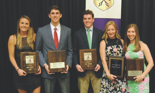 Seventy-four Student-athletes Honored at Annual Luncheon