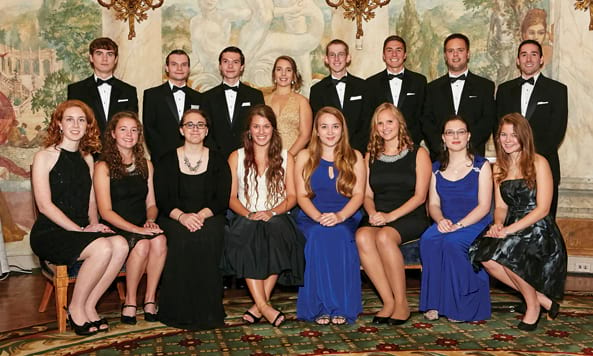 Presidential Scholars Receive a World of Opportunity