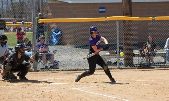 Softball Makes History with 20 Victories