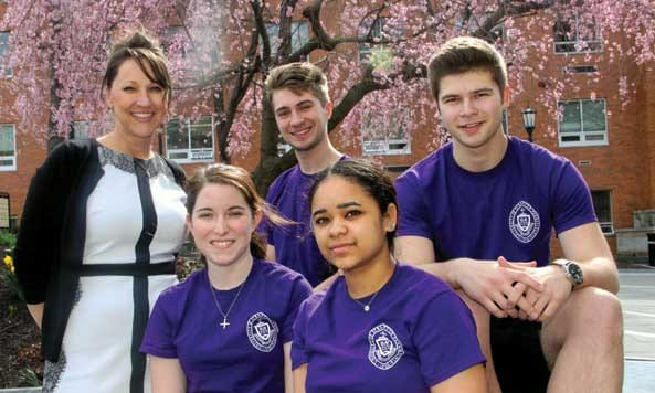 Maguire Scholars: A Second Family