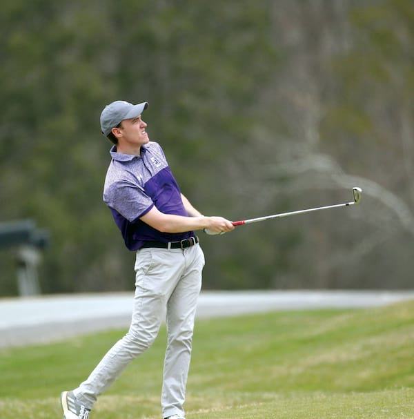 Boland Wins Landmark Conference Men's Golf Title