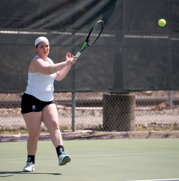 Women's Tennis Wins Program-Record 19 Matches
