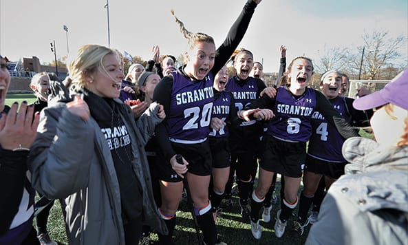 Field Hockey, Women's Soccer Landmark Conference Titles Headline Successful Fall Season