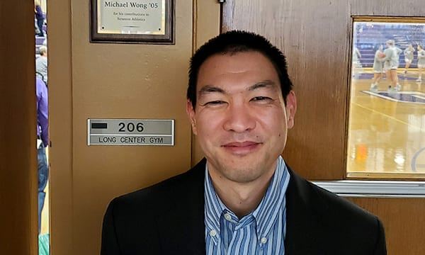 Michael Wong '05: Hoping For The Best