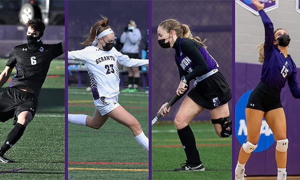 Four Fall Sports Teams Complete Successful Spring Campaign: The Scranton Journal