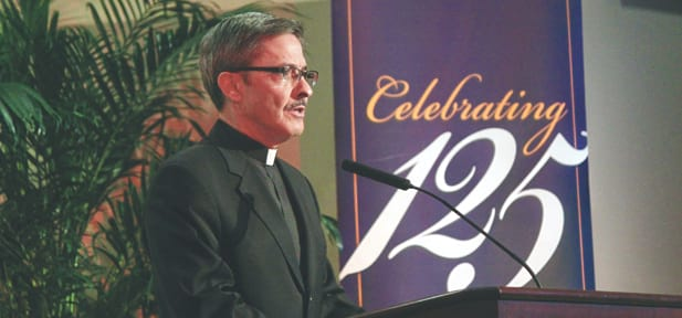 125th Celebration: Added Value of Catholic and Jesuit Education Discussed at Lecture
