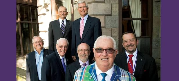 The Class of 1965 Celebrates 50 Years with a Meaningful Legacy to the Next Generation
