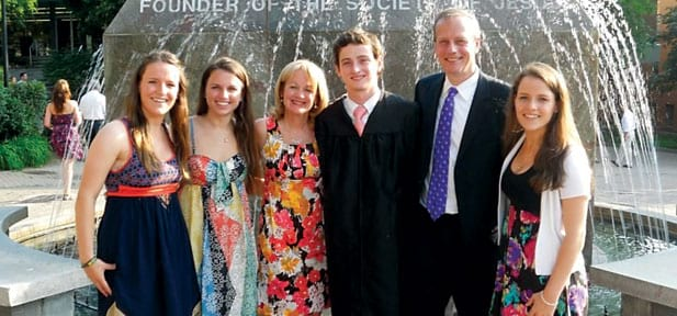 In His Memory: The Michael Mulhall '10 Memorial Scholarship