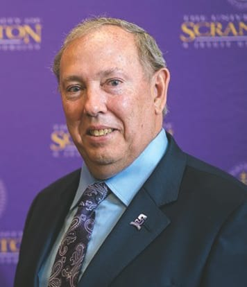 New Alumni Society President: Retired Army Col. Richard H. Breen Jr. '77
