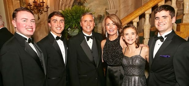 The President's Business Council 14th Annual Award Dinner Honors Francis J. Pearn '83, P'16