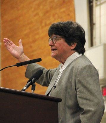 Sister Helen Prejean Discusses Dead Man Walking