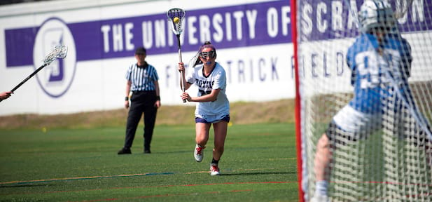 Trio Leads Women's Lacrosse to Another Strong Season