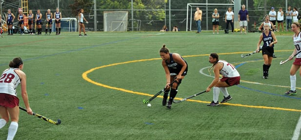Field Hockey Rewrites Record Book in Stellar Season