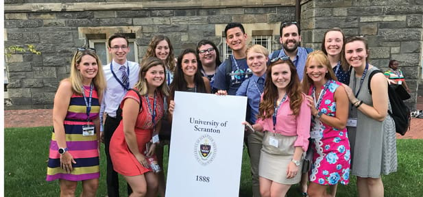 Students Attend National Jesuit Student Leadership Conference