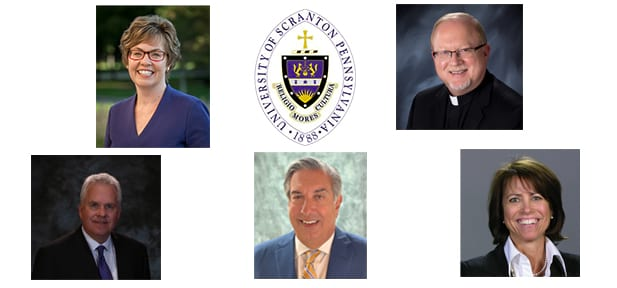 Welcome, New Members of the Board of Trustees