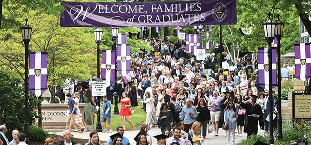 Commencement 2019 Fast Facts