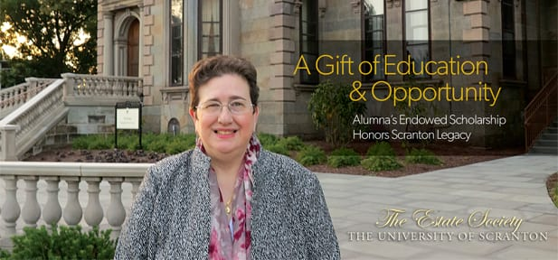 A Gift of Education & Opportunity