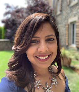 Sameera Desai Sullivan '05, G'06: Not Just by the Numbers