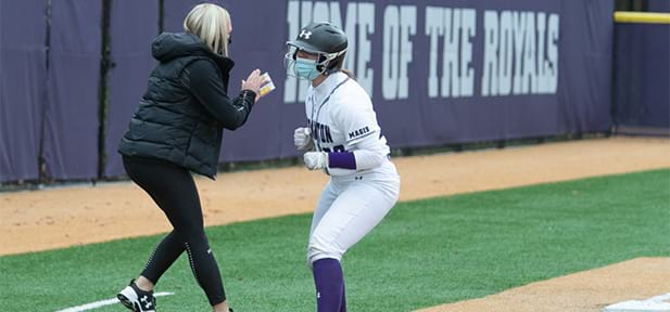 COVID Testing Protocols Allow Scranton Student-Athletes Back in the Game