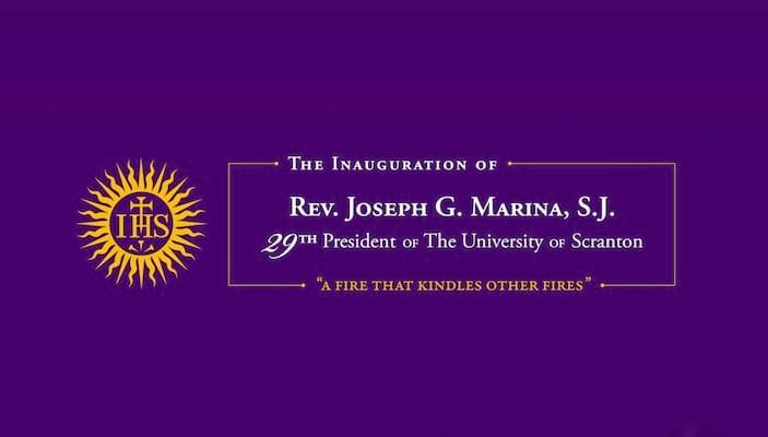 Inauguration Celebrates Jesuit Mission of University banner image