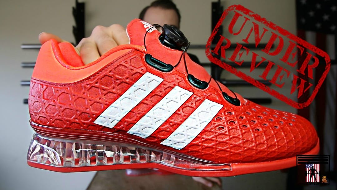 Adidas Leistung Weightlifting Shoes Review | Garage Gym Reviews