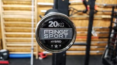 FringeSport Hybrid Barbell In-Depth Review Cover Image