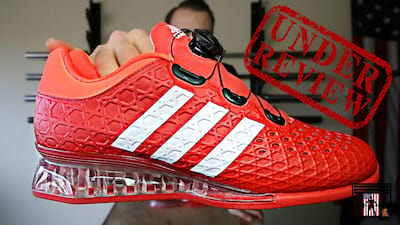 Adidas Leistung Weightlifting Shoes Review Cover Image