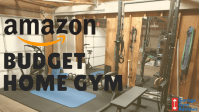 Building a Budget Home Gym on Amazon.com Cover Image
