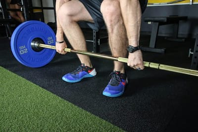 American Barbell Gold Standard Bar In-Depth Review Cover Image