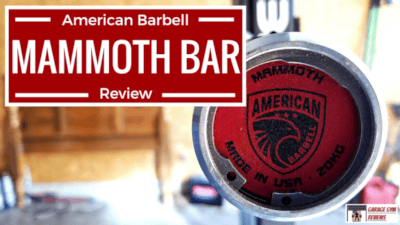American Barbell Cerakote Mammoth Bar In Depth Review Cover Image