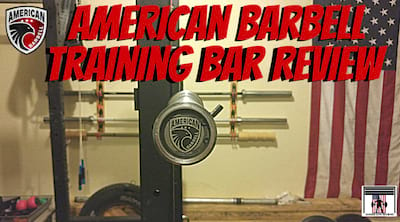 American Barbell Training Bar In-Depth Review Cover Image