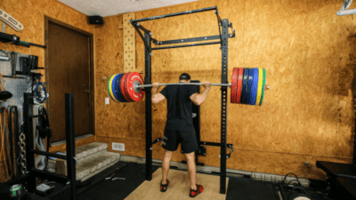 PRx Performance Profile Squat Rack + Bench In-Depth Review Cover Image