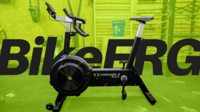 Concept 2 BikeErg In-Depth Review Cover Image