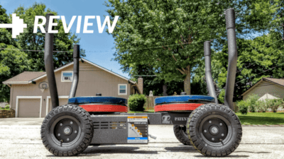 Torque Fitness TANK Sled In-Depth Review Cover Image