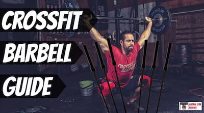 CrossFit Barbell Guide Cover Image