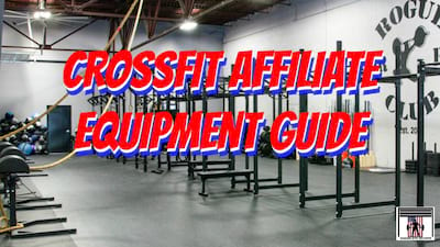 CrossFit Affiliate Equipment Guide Cover Image