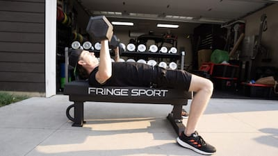 Fringe Sport Comp Flat Bench Review 2021: A Big Bench for Big Weights Cover Image