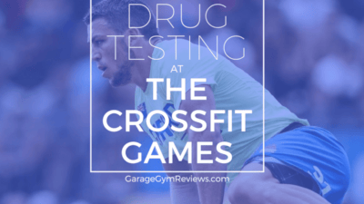 Drug Testing at the CrossFit Games Cover Image