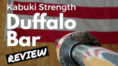 Kabuki Strength Duffalo Bar In-Depth Review Cover Image