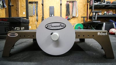Exxentric kBox4 Flywheel Training Review Cover Image