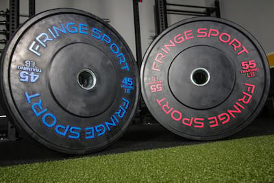 FringeSport Bumper Plates In-Depth Review Cover Image