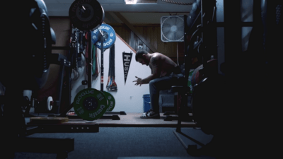 A Look at Mat Fraser's Home Gym (World's Fittest Man) Cover Image