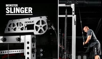 Rogue Monster Slinger Released! Cover Image