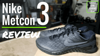 Nike Metcon 3 Shoes Review Cover Image